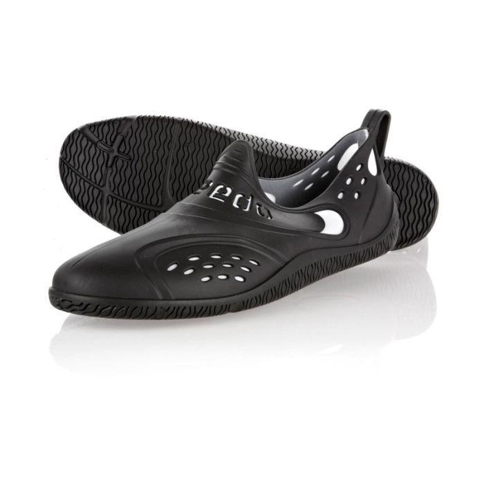 Speedo heren waterschoenen zinpa - zwart/wit