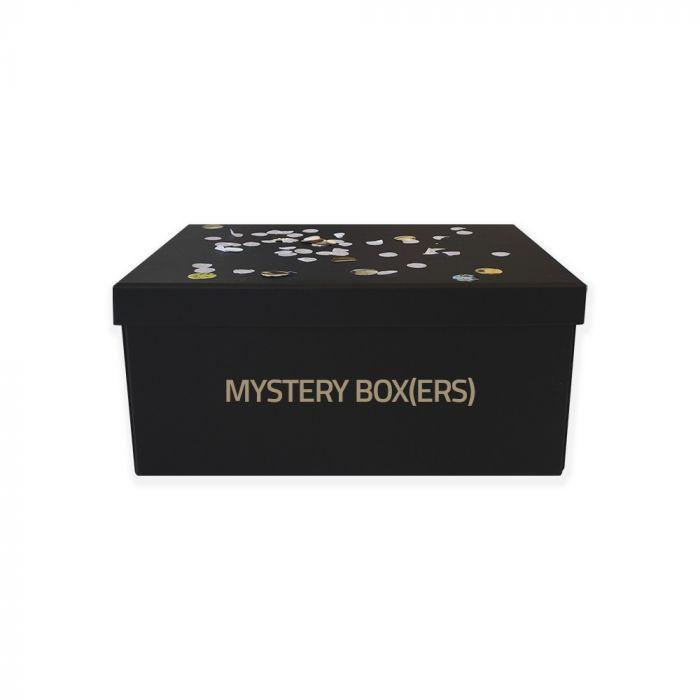 Mystery Box(ers) 6-pack en twee paar sokken