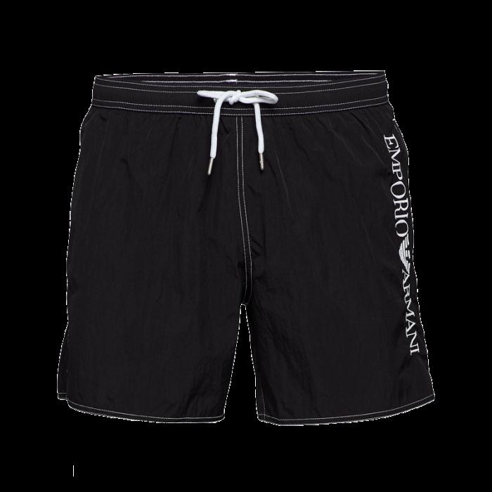 Emporio Armani zwemshort - zwart