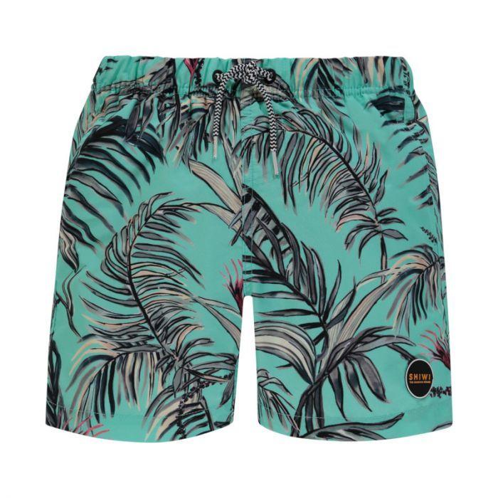 Shiwi jongens zwembroek - Tropisch