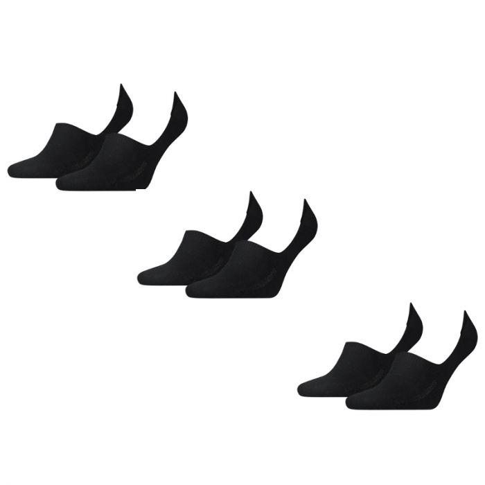 6 pack levi sokken zwart