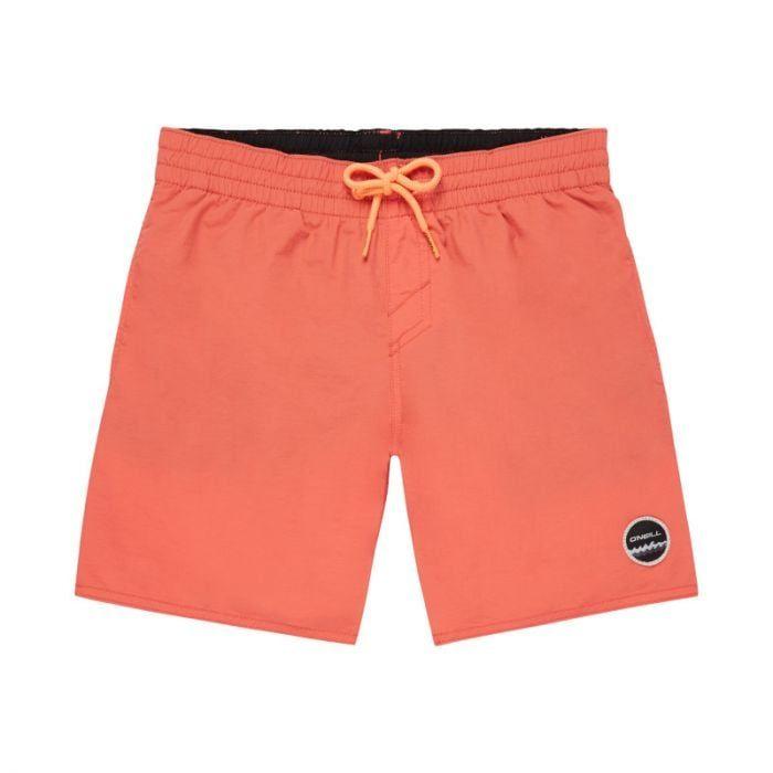 O'Neill boys zwembroek vert - burning orange