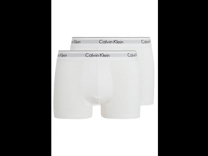 Calvin Klein 2-pack Boxershort, Modern Cotton Wit