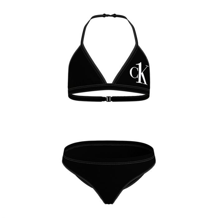 Calvin Klein meiden bikini - zwart