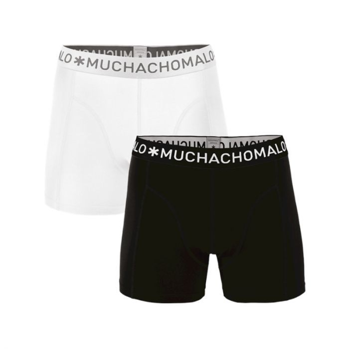 2 pack Muchachomalo black and white