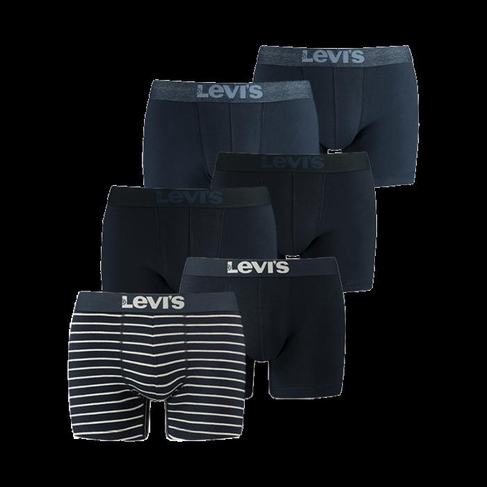 Levi's 6 boxershorts verrassingsdeal