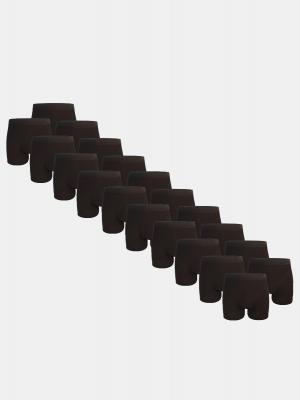 Zaccini 20-pack black-on-black