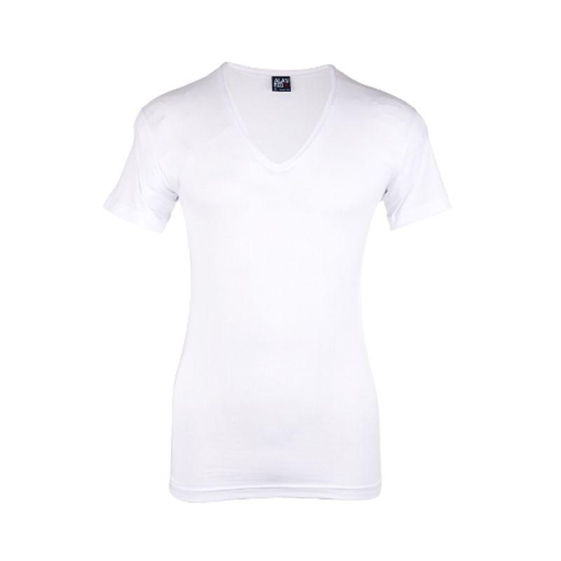 Alan Red 2-Pack NOV V-Hals Shirts Wit