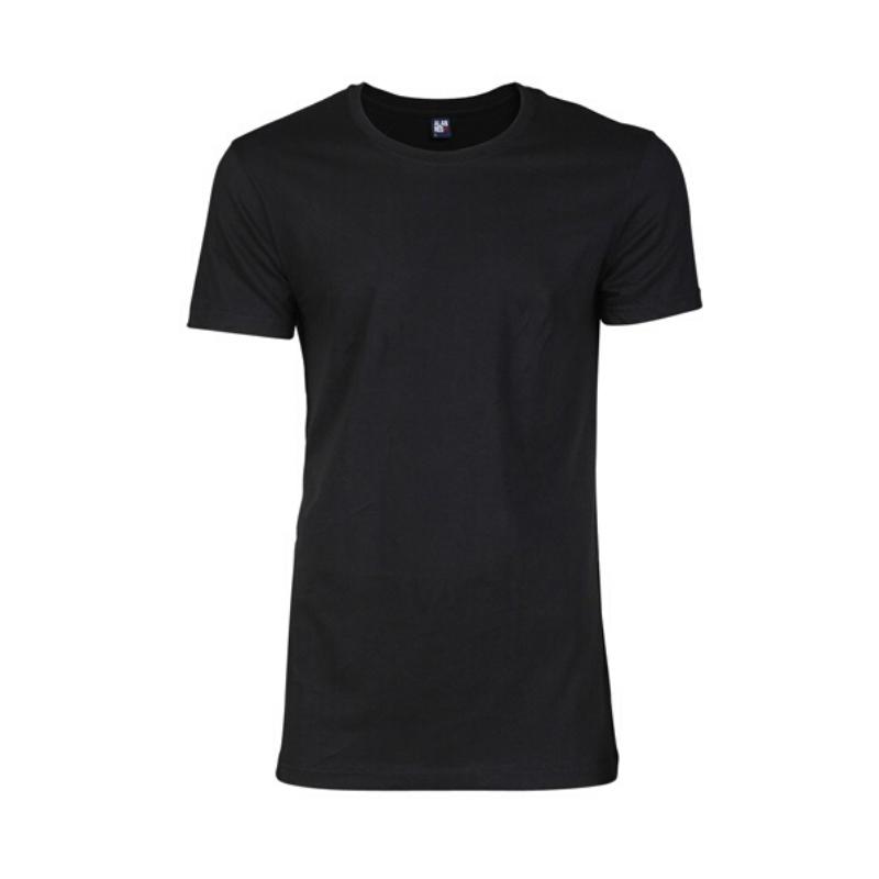 Alan red 2-pack james v-hals t-shirts - zwart