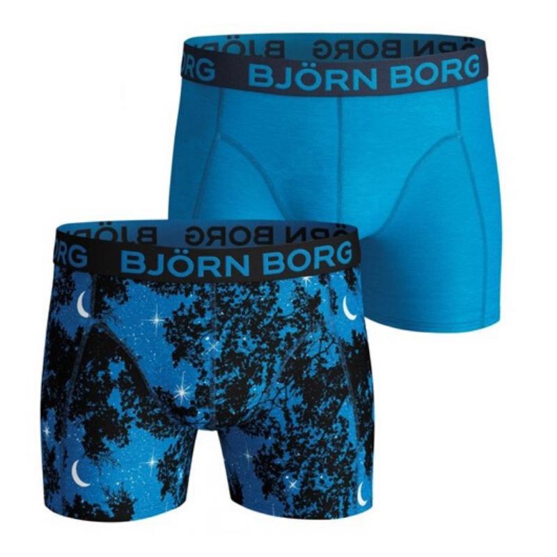 Bjorn Borg 2-pack cotton stretch - night