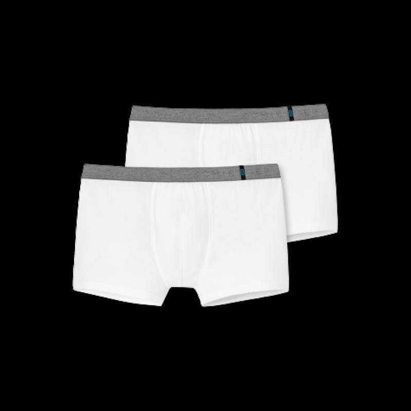 Schiesser 95 5 Shorts 2-Pack