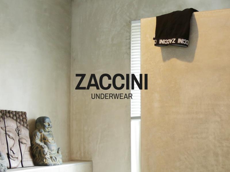 Zaccini Underwear; het nieuwe ondergoed