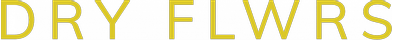 logo van Dry FLWRS | Trockenblumen