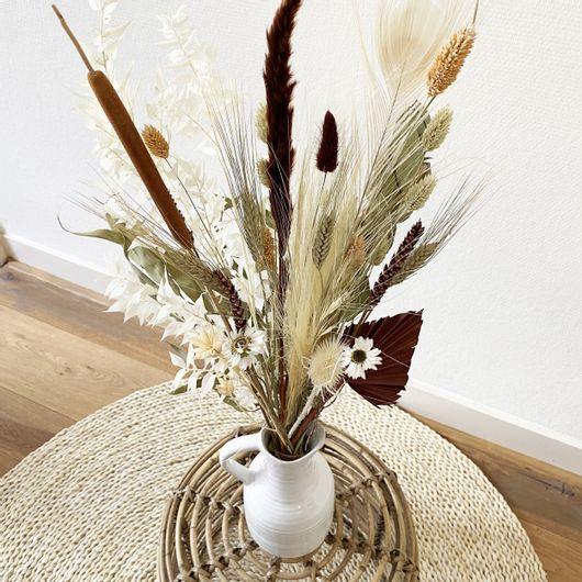 TrockenstraussGeben Sie Ihrem Zuhause einen neuen Look. Kaufen Sie die schönsten Trockenblumenarrangements.