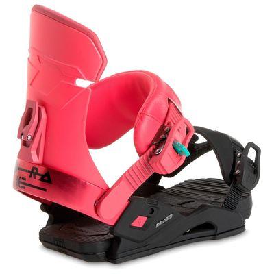 Foto van Drake dames snowboardbinding DL 2018