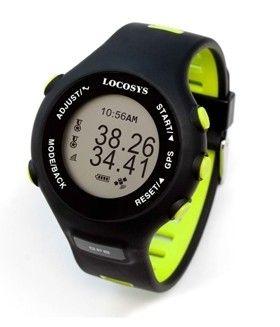 Foto van Locosys GW-60 GPS horloge