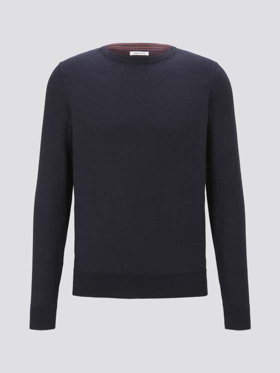 Tom Tailor basic pullover