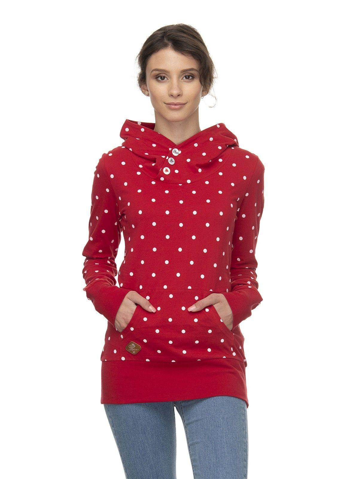 Ragwear dames sweater Chelsea Dots