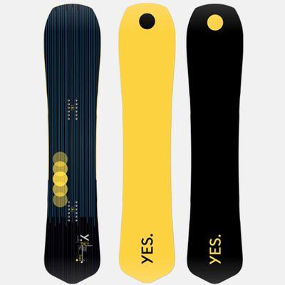 Foto van Yes Snowboard The Y.