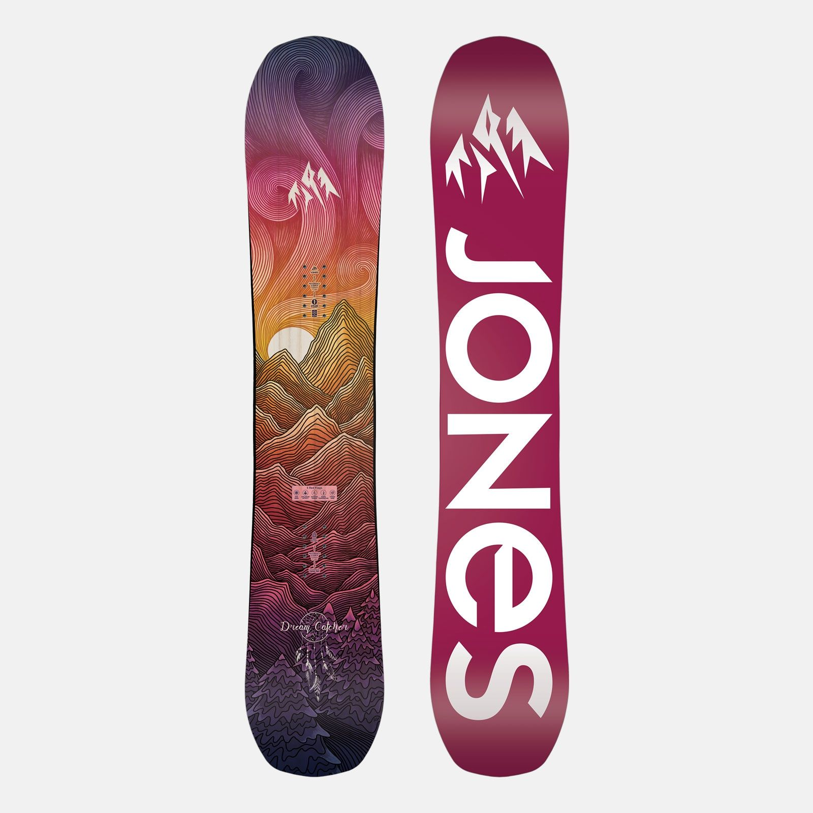 Jones dames Snowboard Dream Catcher 2021