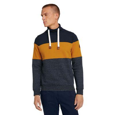 Foto van Tom Tailor heren sweater stripe