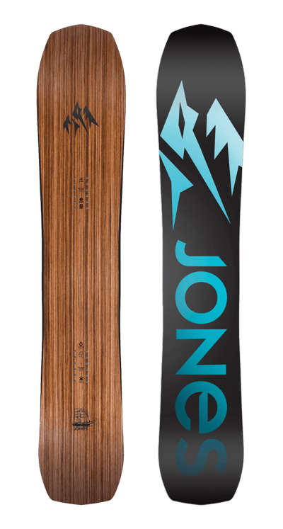 Foto van Jones Snowboard Flagship 2020