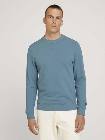 Foto van Tom Tailor heren sweatshirt