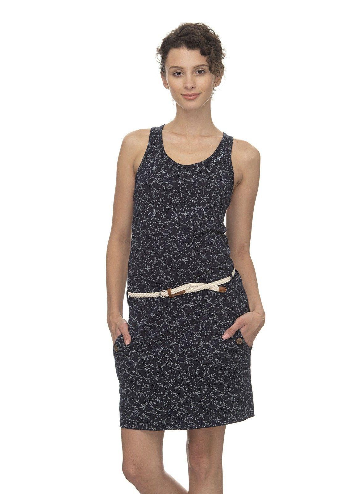 Ragwear dames jurkje Kesy Organic