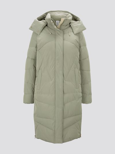 Foto van Tom Tailor dames winterjas Puffer