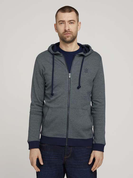 Tom Tailor heren hooded vest