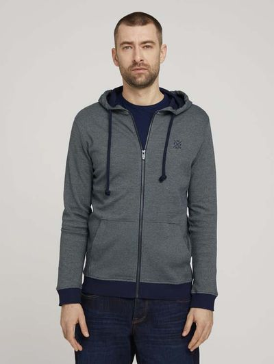 Foto van Tom Tailor heren hooded vest