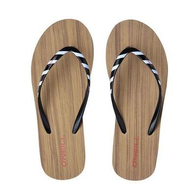 Foto van O'Neill Dames Ditsy Cork slippers