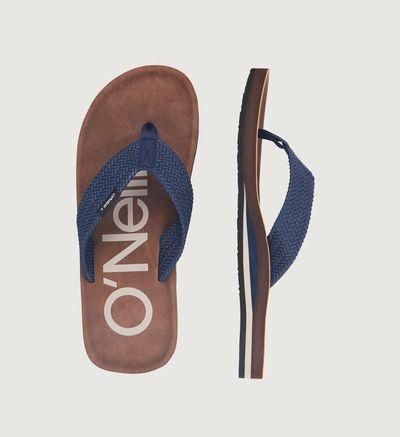 Foto van O'Neill heren slipper Logo Chad