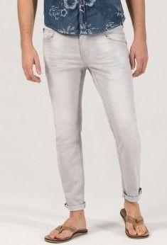 Foto van TimeZone heren jeans Slim Scott TZ