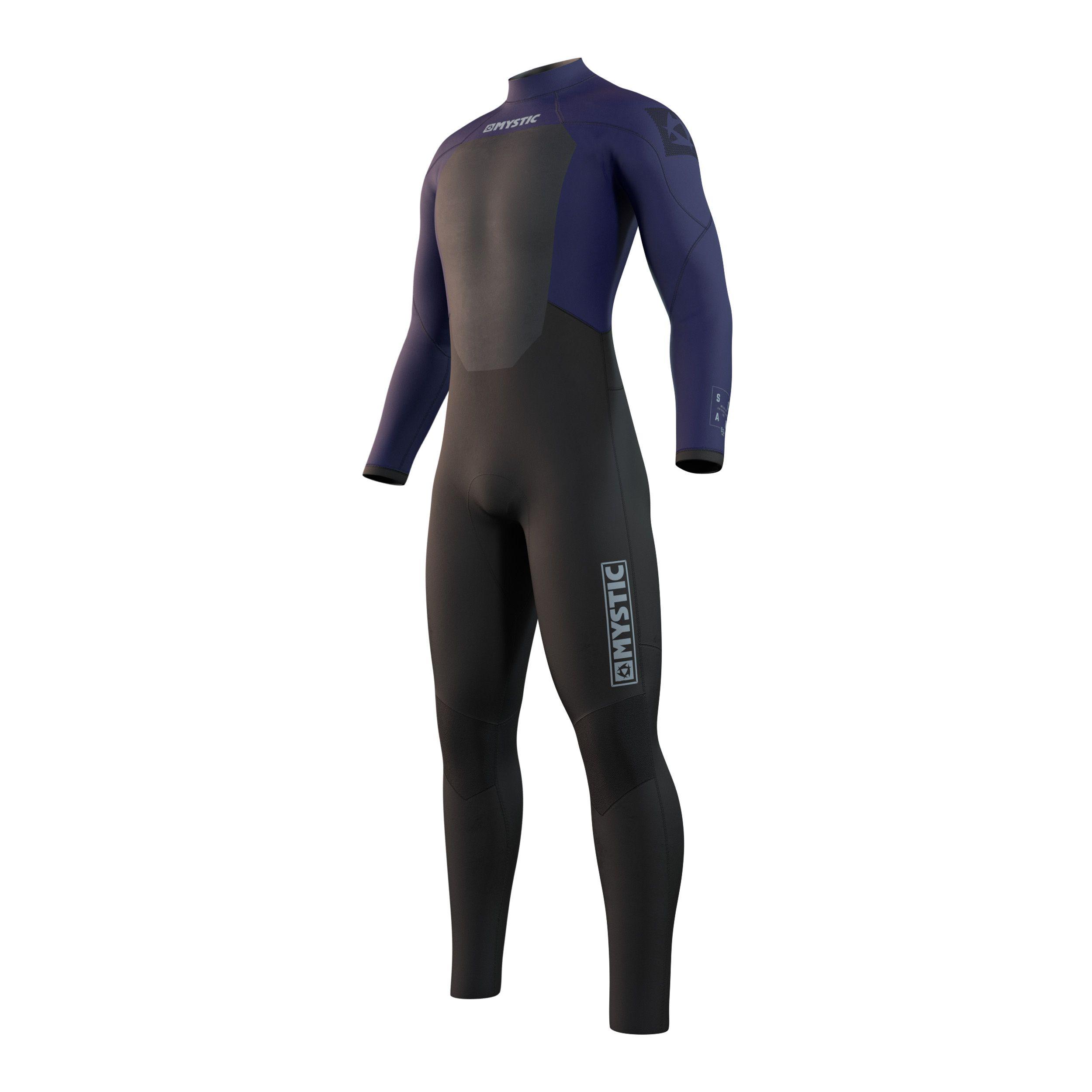 Mystic Star 5/3 heren wetsuit back zip