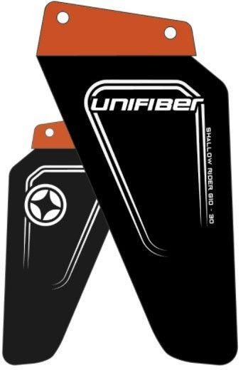 Unifiber vin Shallow Rider tuttle box
