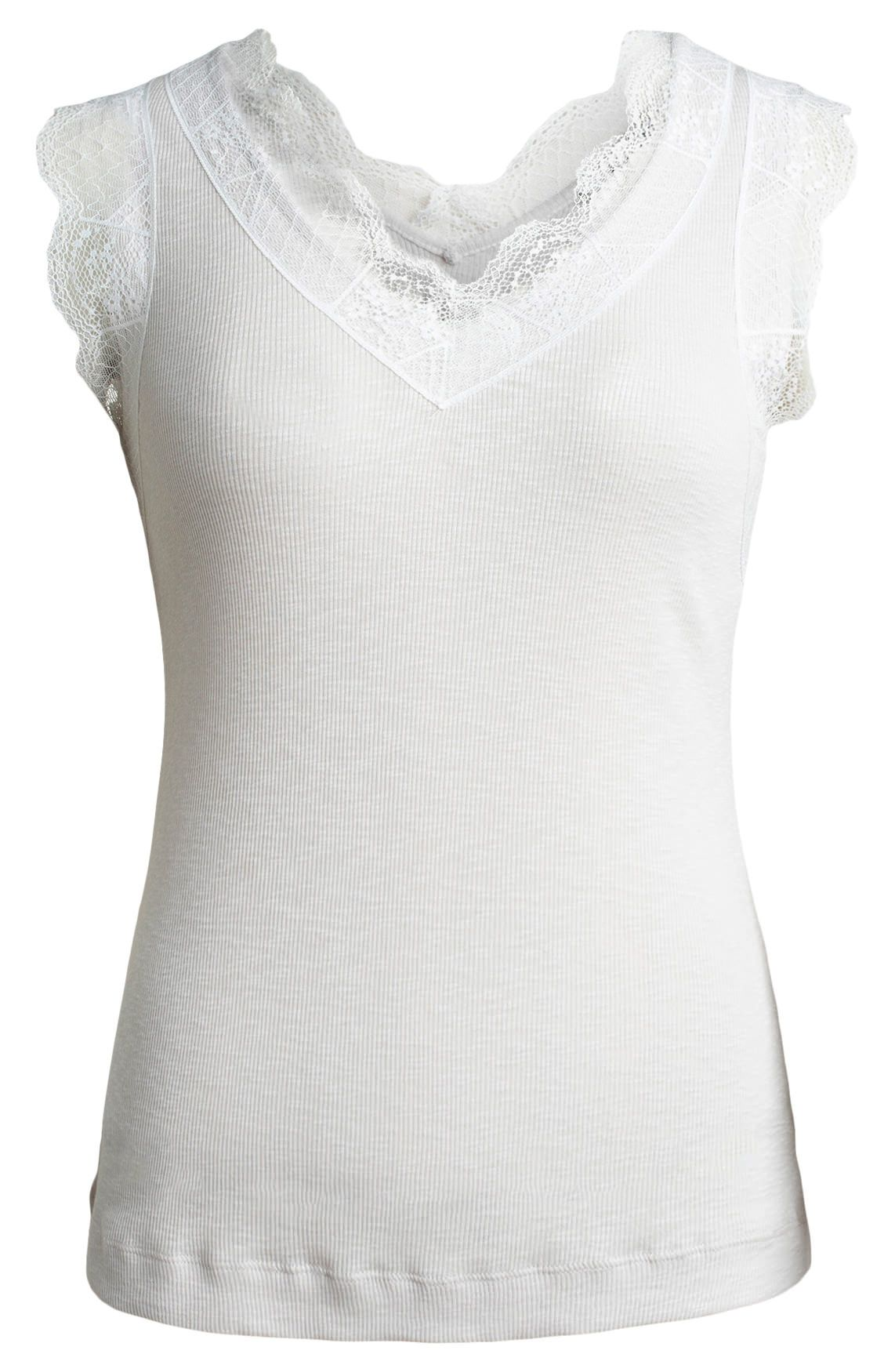 Moscow dames Lace Top