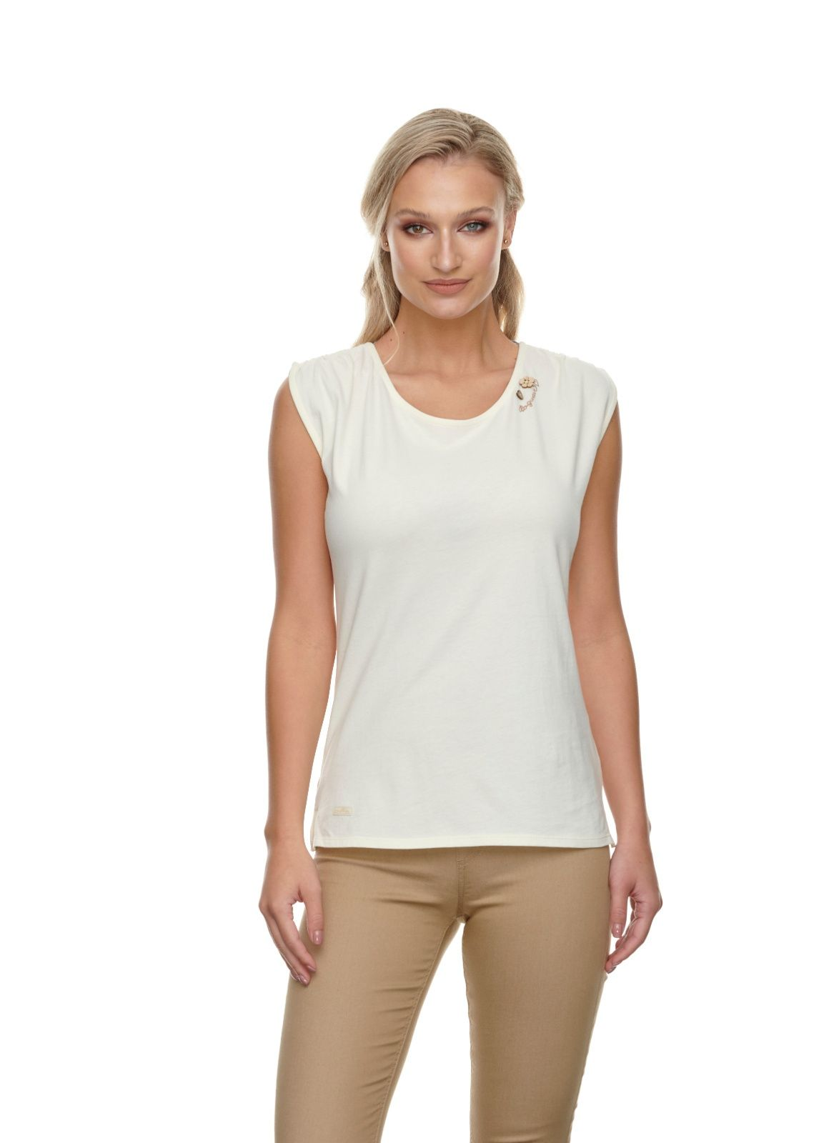 Ragwear dames t-shirt Greta