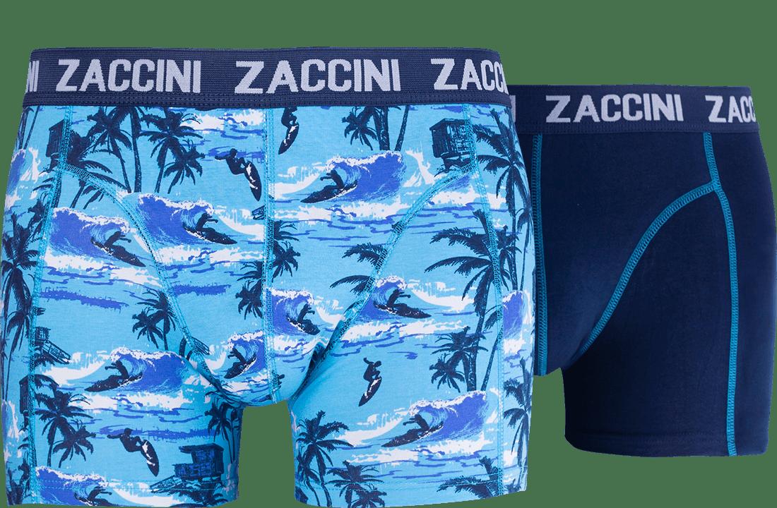 Zaccini heren ondergoed 2 pack surfing