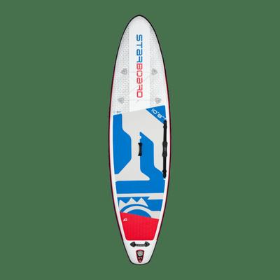 Foto van Starboard inflatable sup Igo Deluxe 2020