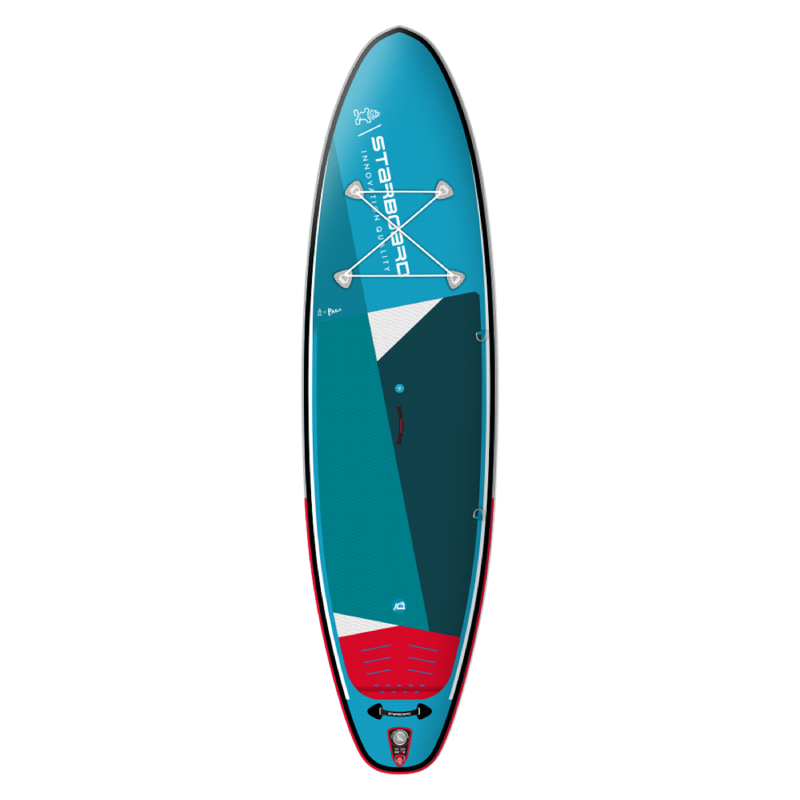 Starboard Sup Igo Zen 10.8 SC opblaasbaar 2021