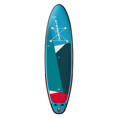 Foto van Starboard Sup Igo Zen 10.8 SC opblaasbaar 2021