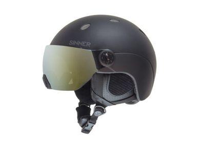 Foto van Sinner Ski/snowboard helm Titan met Visor