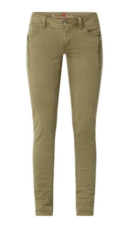 Buena Vista dames jeans Malibu Zip