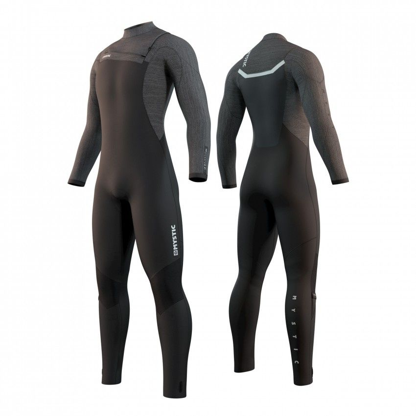 Mystic Majestic wetsuit 5/3 front zip 2021