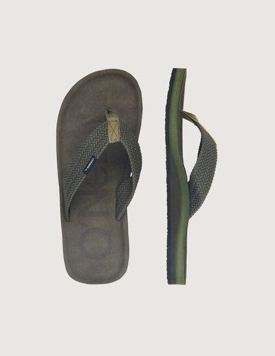 Foto van O'Neill heren logo slipper Chad