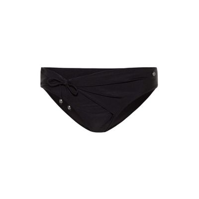 Beachlife Black bikinibroekje
