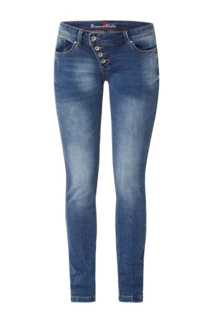 Foto van Buena Vista dames jeans Malibu sweat denim