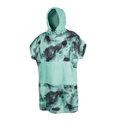 Mystic surf Poncho Allover