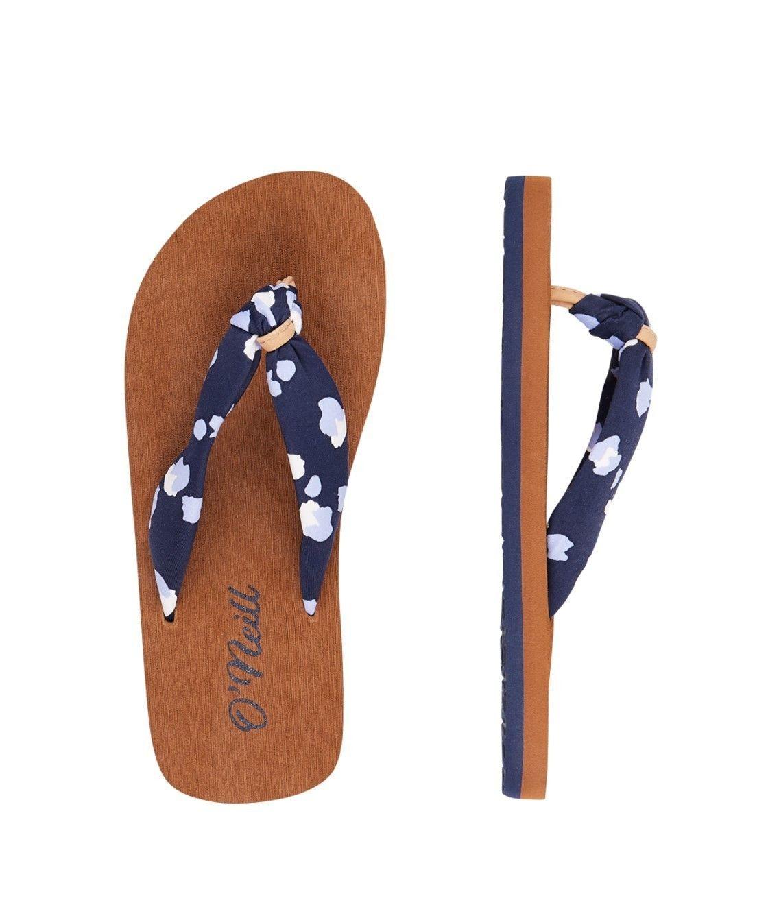 O'Neill meisjes Woven Strap slipper
